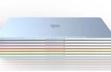 Новый MacBook Air 2021