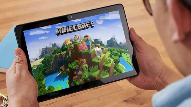 Amazon Fire HD 10 2021 года