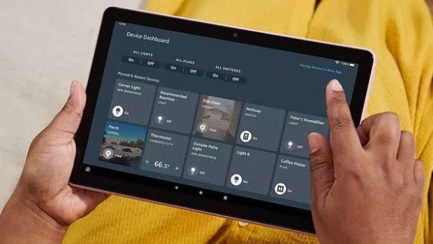 Amazon Fire HD 10 (2021)