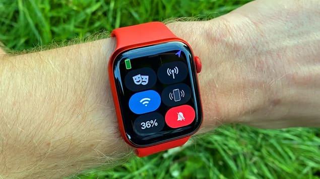 Apple Watch 6 с watchOS 7