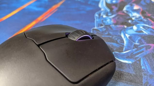 Беспроводная мышь SteelSeries Prime Wireless