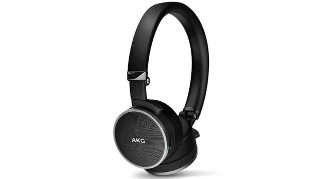 Бюджетные наушники с шумоподавлением AKG N60NC