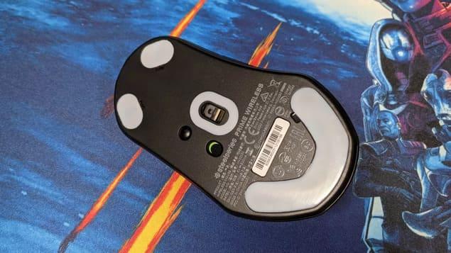 Датчик SteelSeries Prime Wireless