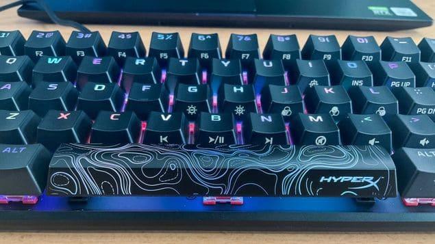 Компактная клавиатура HyperX Alloy Origins 60