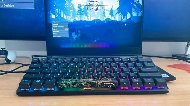 Механическая игровая клавиатура HyperX Alloy Origins 60