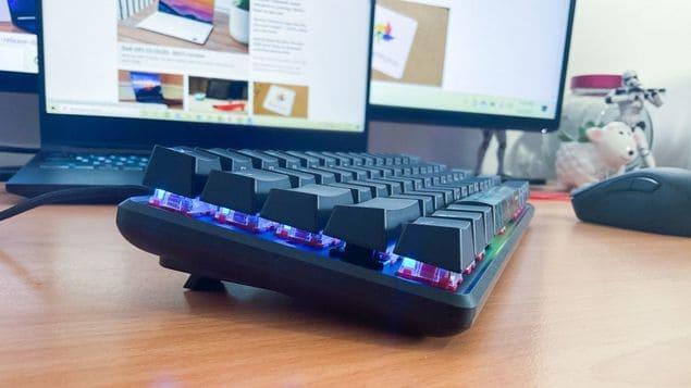 Механическая клавиатура HyperX Alloy Origins 60