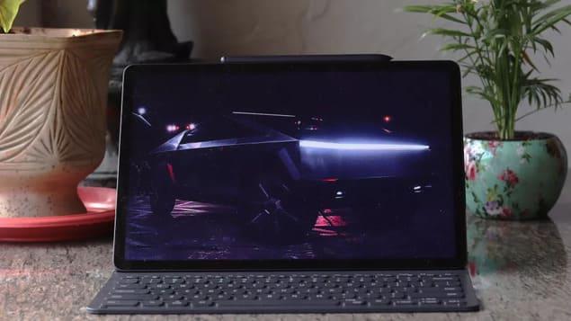 Экран Samsung Galaxy Tab S7 FE