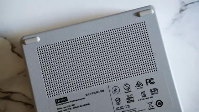 Вентиляция Lenovo IdeaCentre Mini 5i