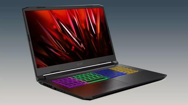 Ноутбук Acer на процессорах Intel 11-го поколения