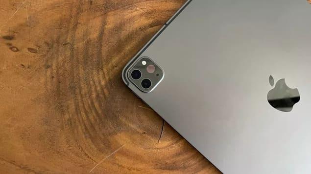 Камеры iPad Pro 11 (2021)
