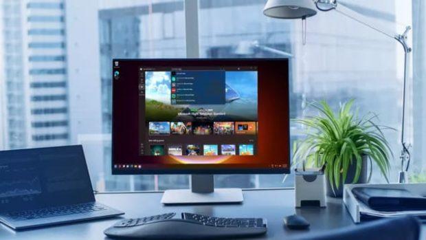 Компьютер на Windows 11