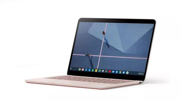 Лучший хромбук для учителя Google Pixelbook Go