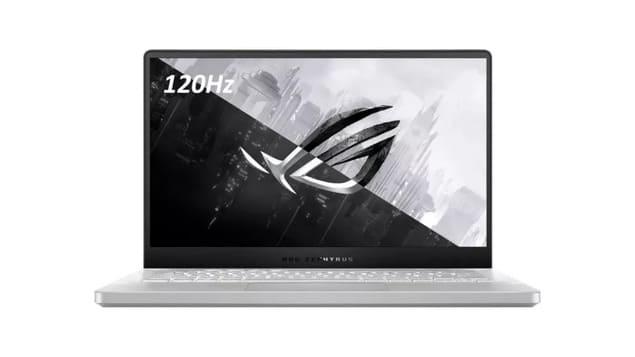 Мощный ноутбук для учителя - Asus ROG Zephyrus G14
