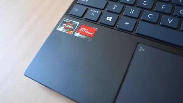 Наклейки Asus ZenBook 13 (2021)