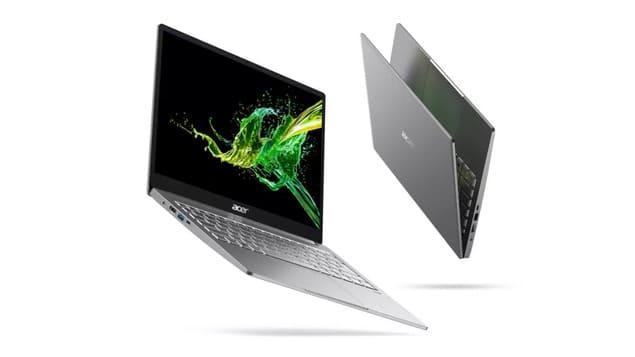 Недорогой ноутбук для учителя Acer Swift 3