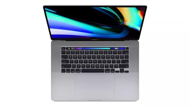 Профессиональный ноутбук для преподавателя MacBook Pro 16 (2019)