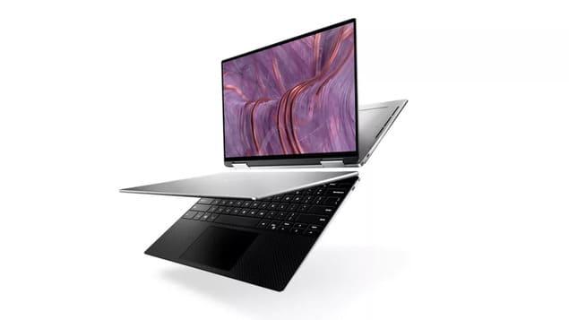 Стильный ноутбук преподавателя Dell XPS 13 2 in 1 (2020)