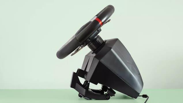 База и рулевое колесо Hori Force Feedback Racing Wheel DLX