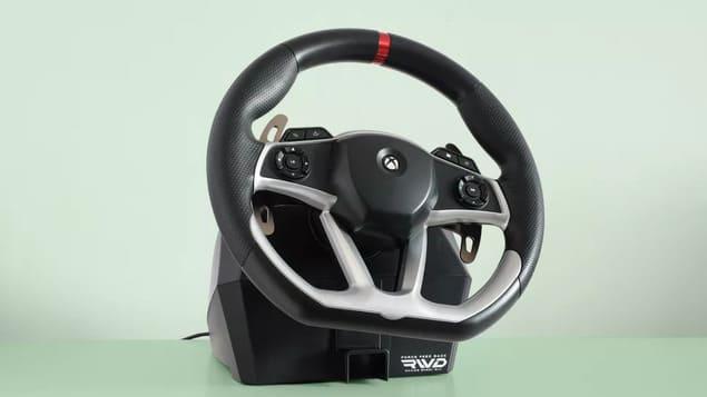Гоночный руль Hori Force Feedback Racing Wheel DLX