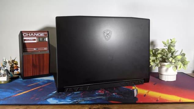 Игровой ноутбук MSI Katana GF66