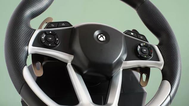 Игровой руль Hori Force Feedback Racing Wheel DLX