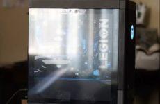 Обзор Lenovo Legion Tower 5i (2021)