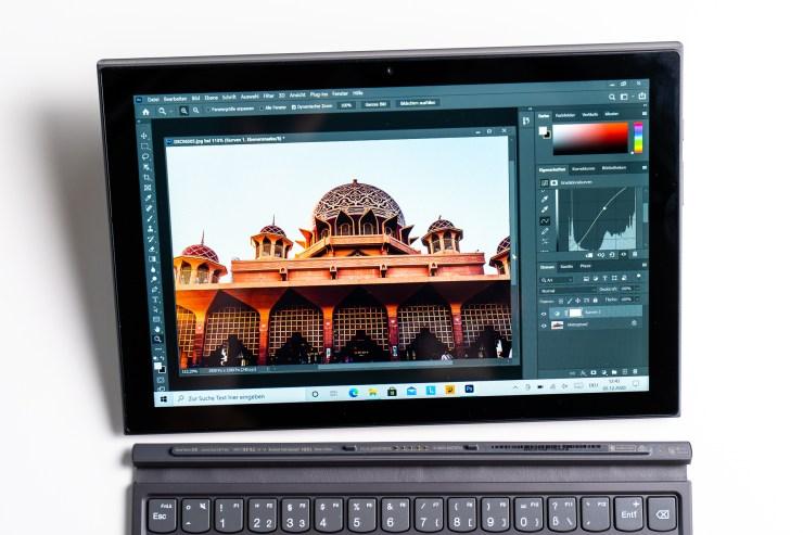 Планшет Lenovo IdeaPad Duet 3i