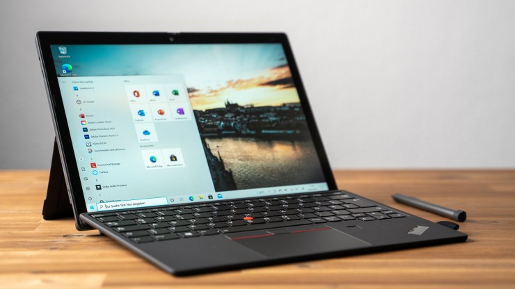 Планшет Lenovo ThinkPad X12 Detachable