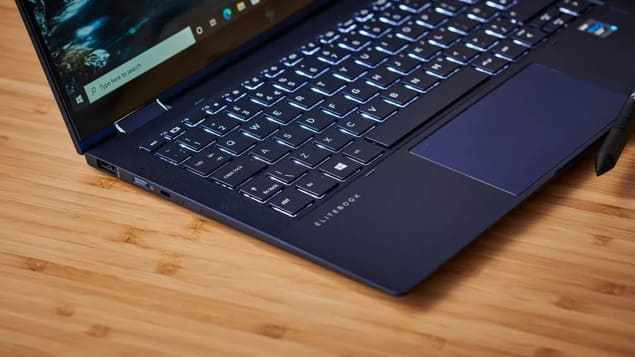 Премиальный ноутбук HP Elite Dragonfly G2