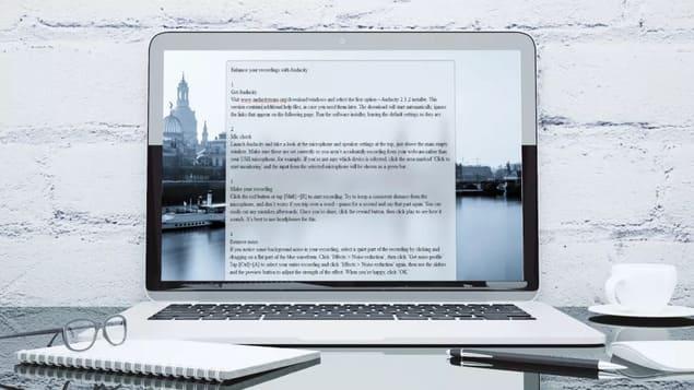 Программа для писателя - FocusWriter