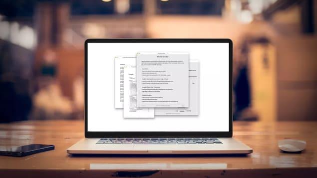 Программа для письма - Author