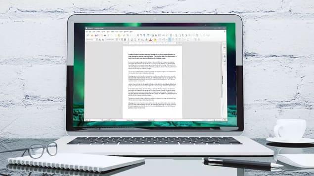 Программа для письма - LibreOffice Writer