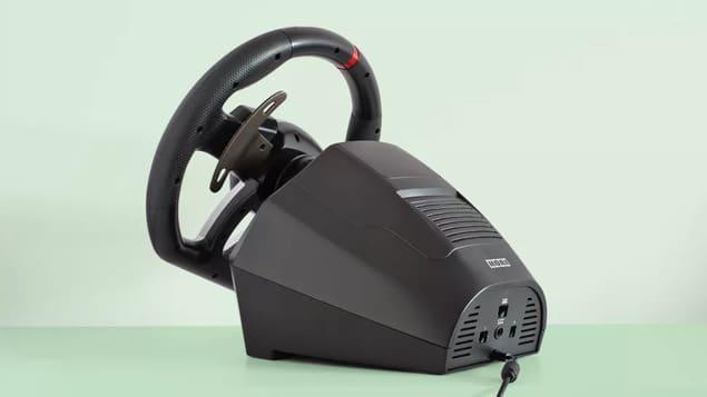 Рулевое колесо Hori Force Feedback Racing Wheel DLX
