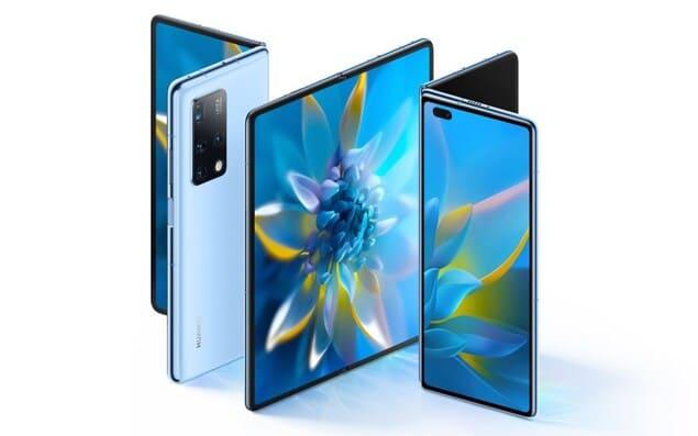 Складной планшет Huawei Mate X2