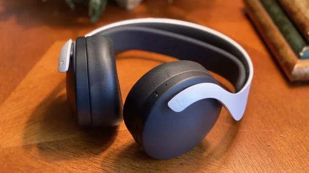 Наушники с микрофоном для PS5