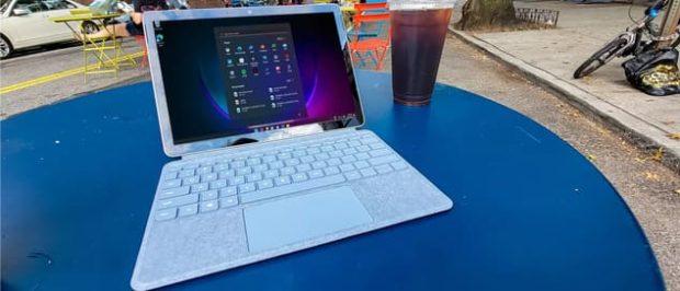Обзор Microsoft Surface Go 3