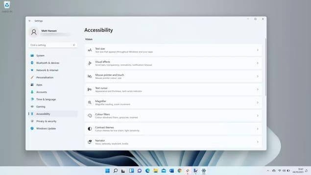 Приложения Windows 11