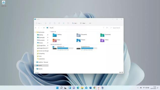 Проводник Windows 11