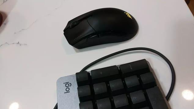 Corsair Sabre RGB Pro