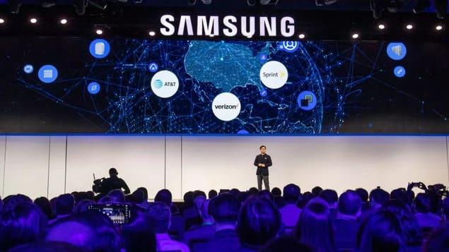 Samsung на CES 2022