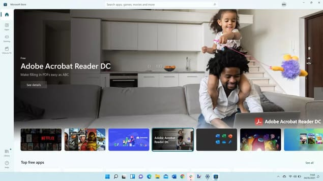 Windows 11 и Microsoft Store